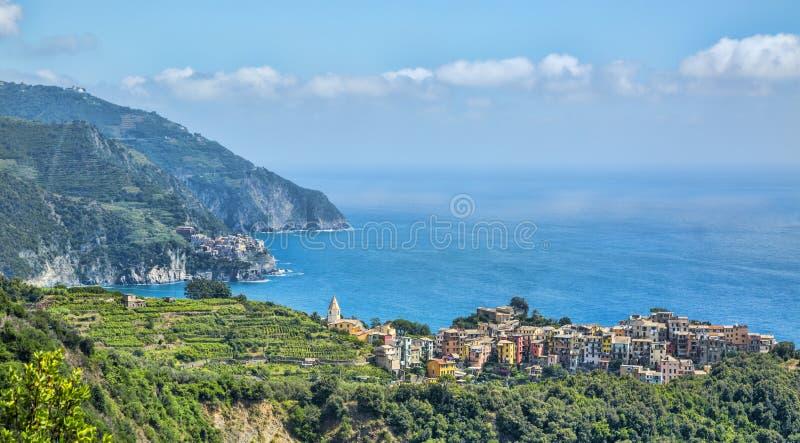 Corniglia - Cinque Terre, Italy royalty free stock photo