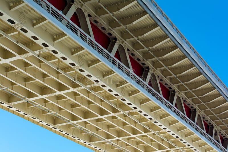 Cornija da ponte fotografia de stock