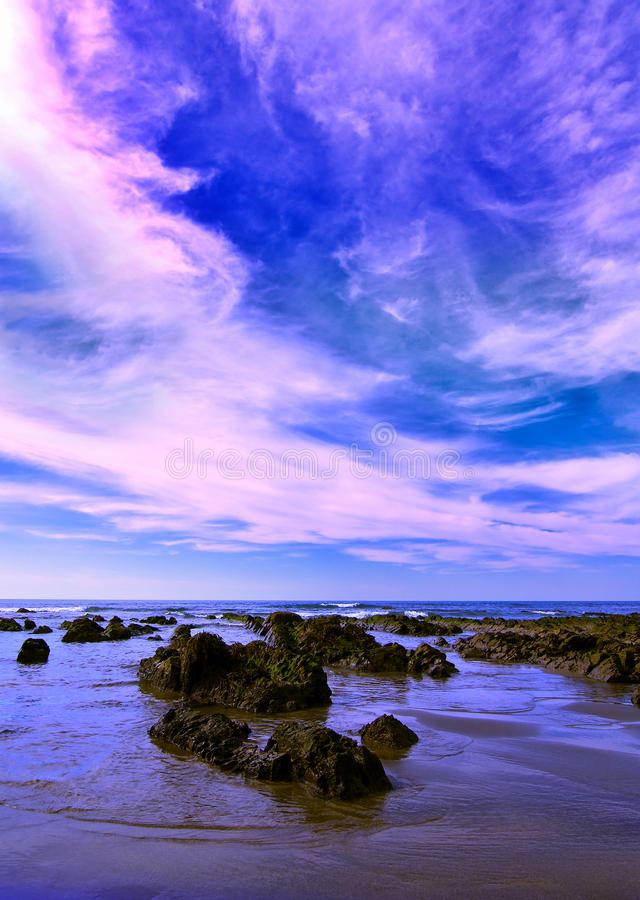 Download Rocky coast stock image. Image of summer, coastline, nature - 26759001