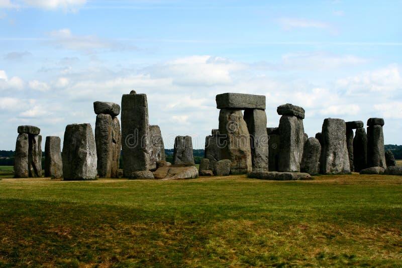 cornwall英国stonehenge 免版税图库摄影