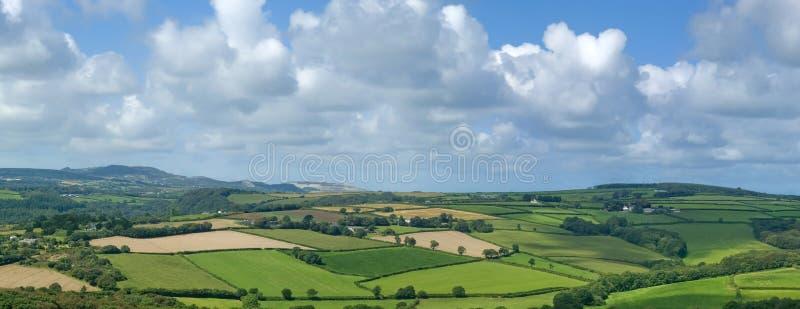 Cornwall stockfotografie