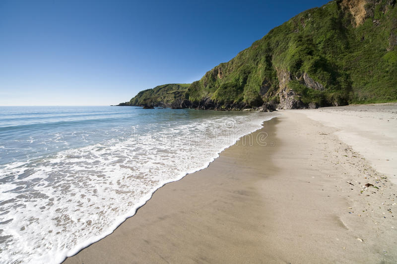 Download Cornwall Beach stock image. Image of blue, coastal, relaxing - 15182459