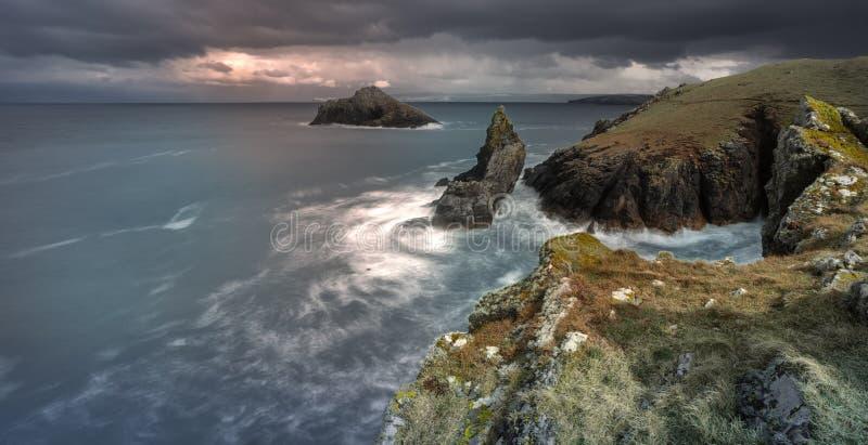 Cornwall, Engeland royalty-vrije stock fotografie