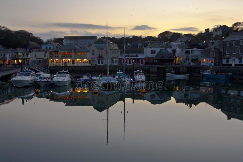 Cornwall, Padstow lizenzfreies stockfoto