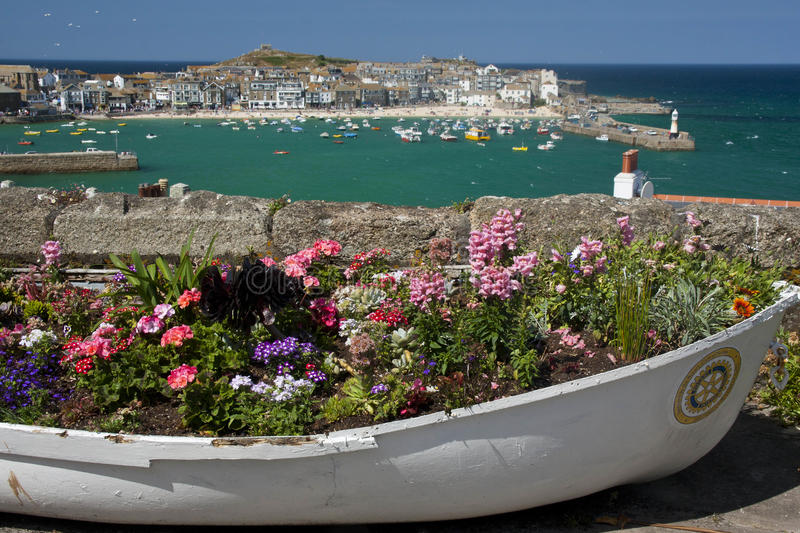 Cornwall, St Ives stock foto's