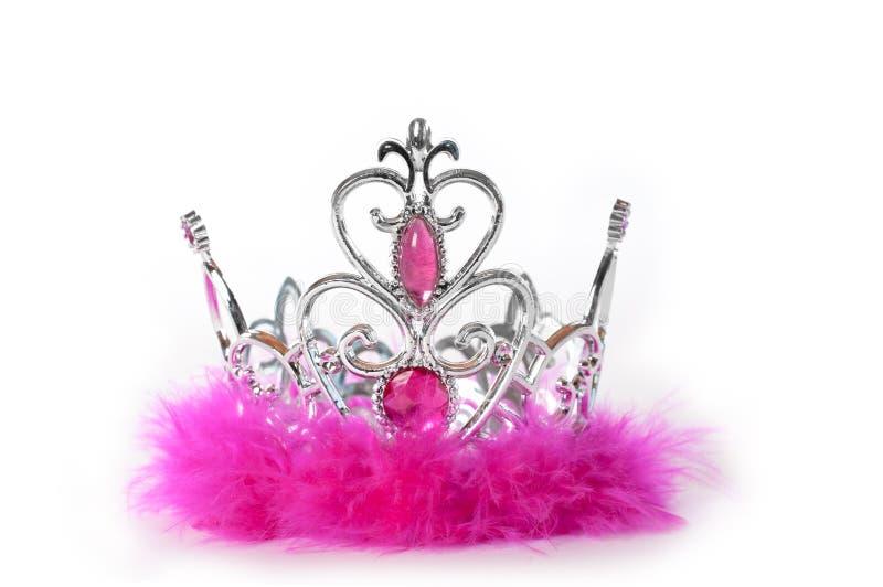 Coroa da princesa fotografia de stock