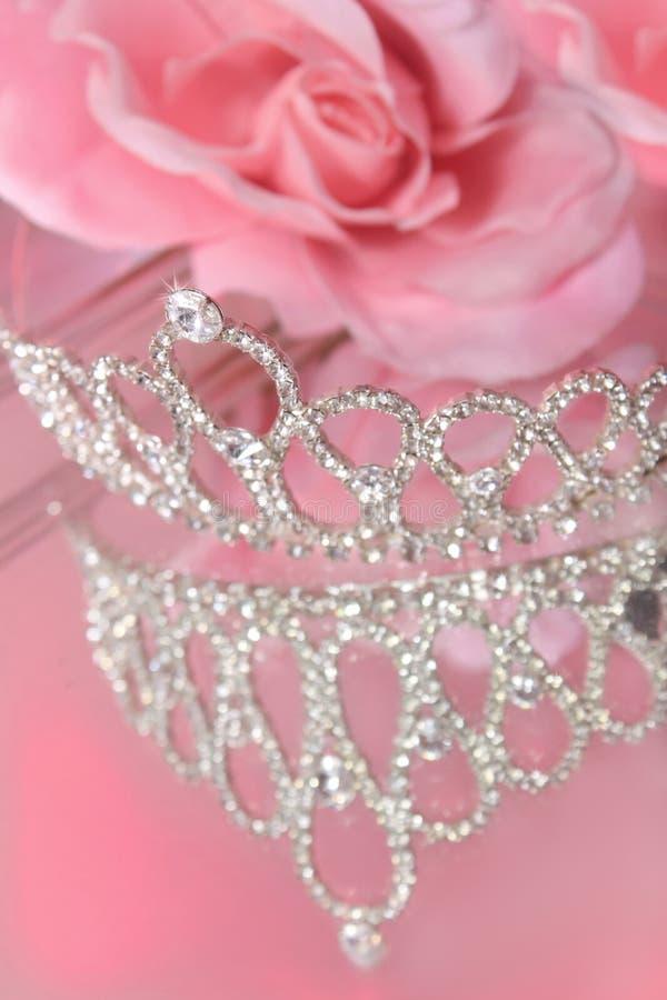 Coroa da representação histórica foto de stock royalty free