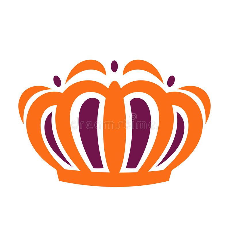 Coroa do rei fotografia de stock royalty free