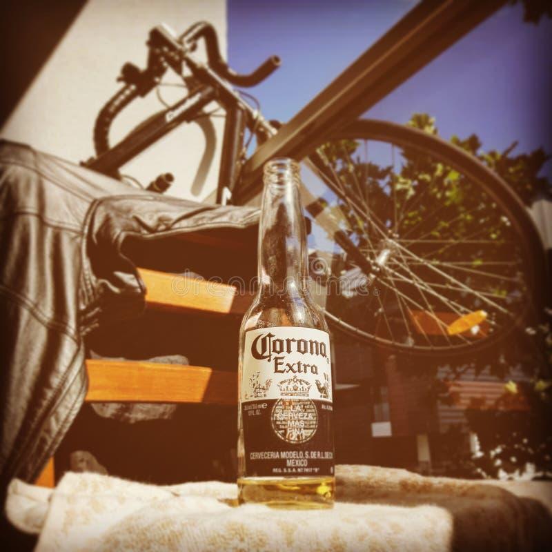 corona zdjęcie stock