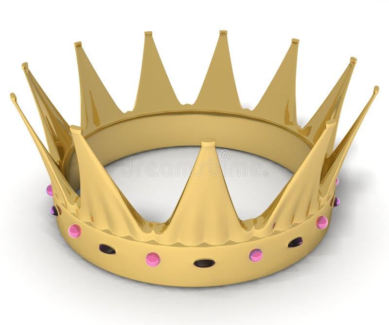 Corona illustration de vecteur