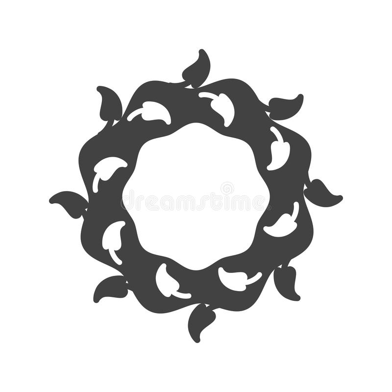 Corona illustrazione di stock