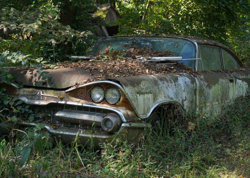 Corona de 1959 Dodge fotografía de archivo