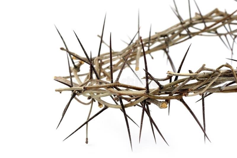 Corona de espinas - Pascua imágenes de archivo libres de regalías