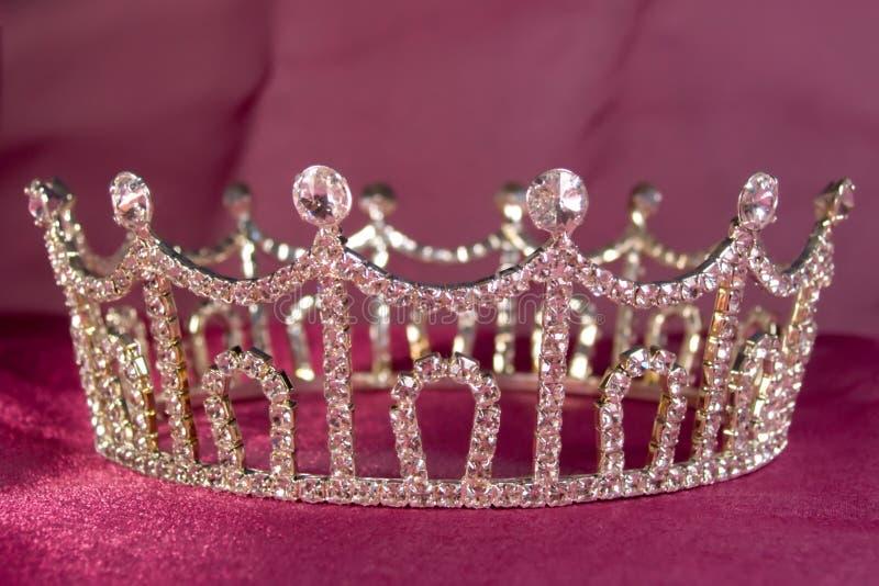 Corona de la boda foto de archivo libre de regalías