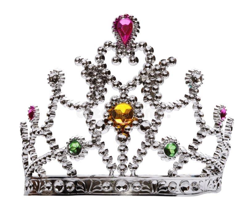 Corona de la princesa fotografía de archivo libre de regalías