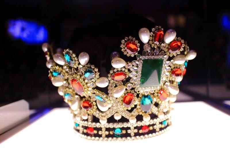Corona de la princesa fotos de archivo