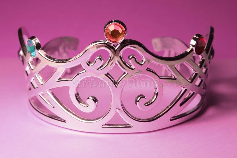 Corona de la princesa fotos de archivo libres de regalías