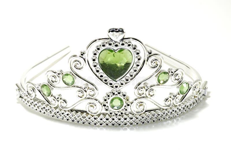 Corona de la tiara foto de archivo libre de regalías