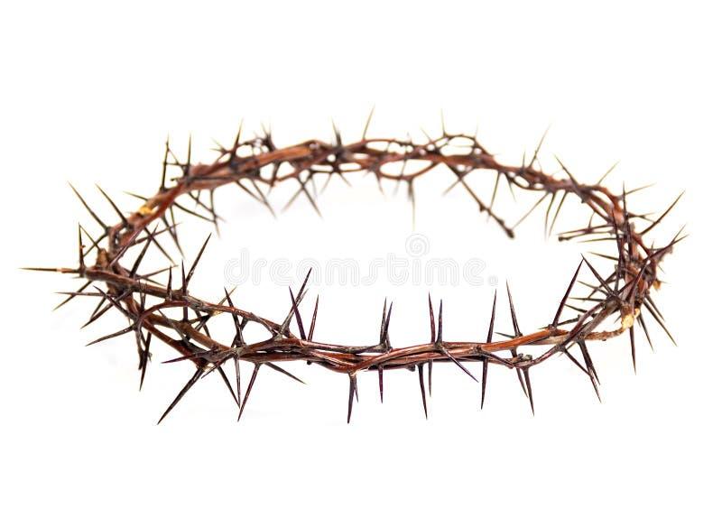 Corona de las espinas Jesus Christ fotografía de archivo libre de regalías