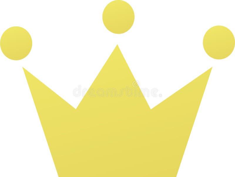 Download Corona de los reyes stock de ilustración. Ilustración de individualidad - 44857154