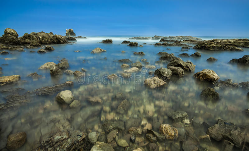 Corona del Mar lizenzfreie stockfotos