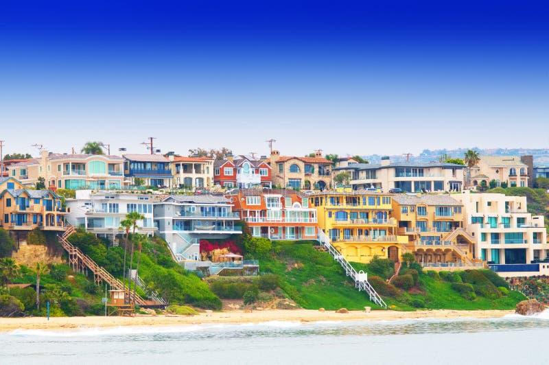 Corona Del Mar California lizenzfreie stockfotografie