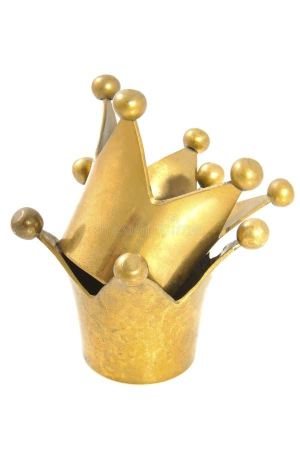 Corona di re immagini stock libere da diritti
