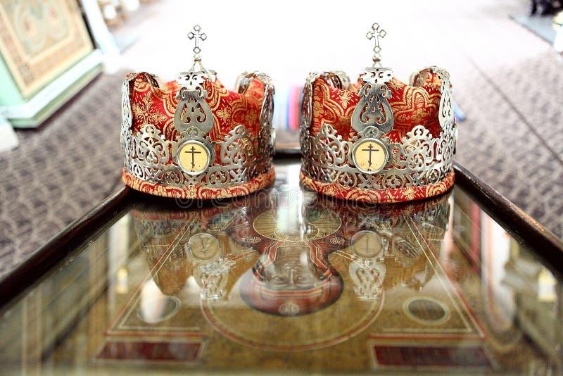 corona dos en icono foto de archivo libre de regalías