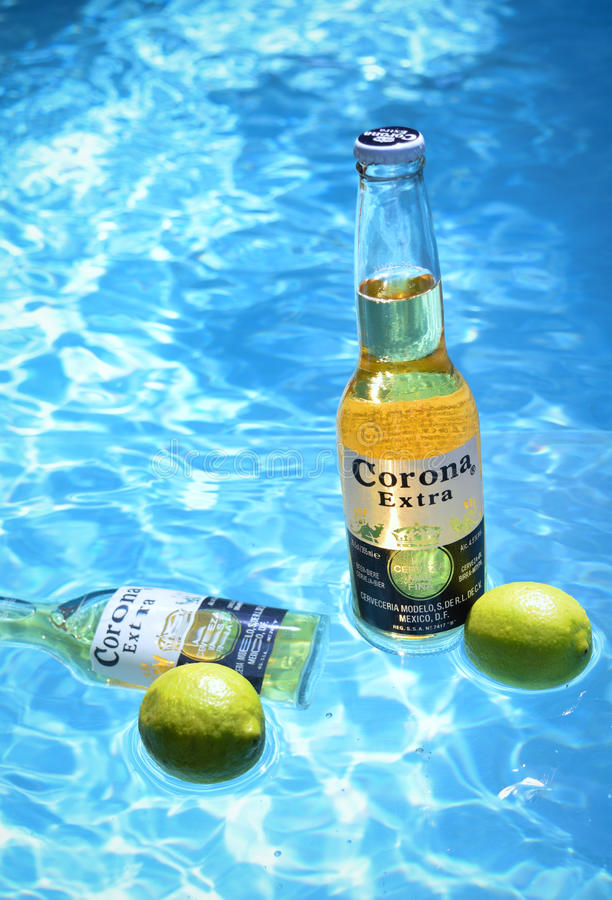 Corona Extra stockbild