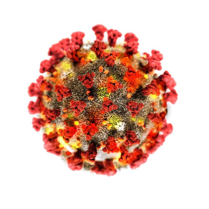 Free Corona Virus Isolated Stock Photography - 171134012
