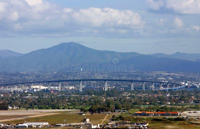 Download Coronado Bridge In San Diego Stock Image - Image: 7517827