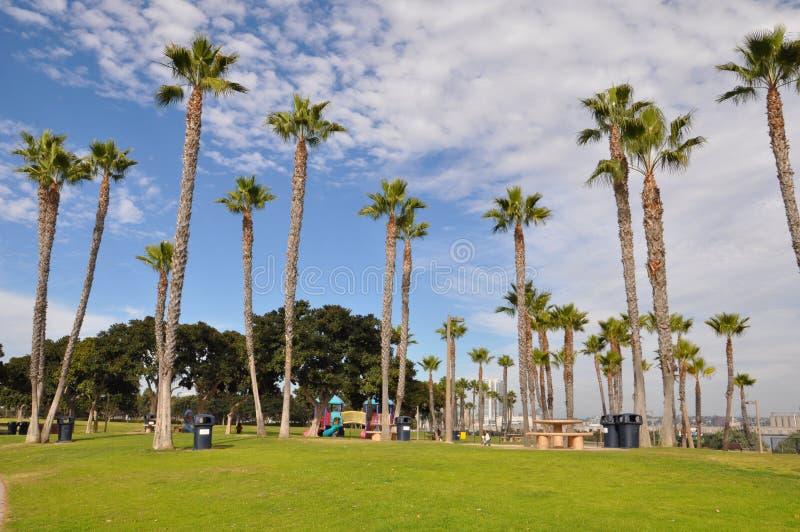 Coronado Island in San Diego, California stock photo