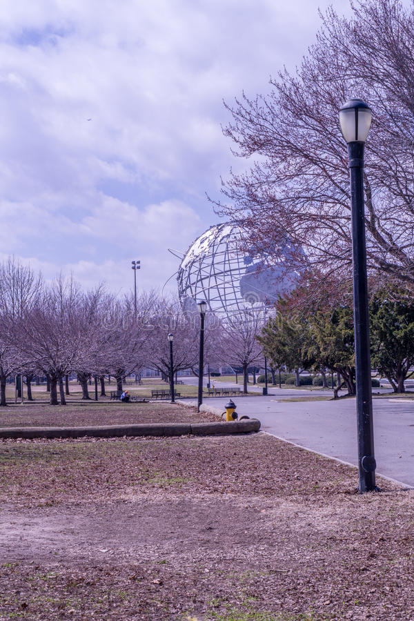 Coronapark stock foto