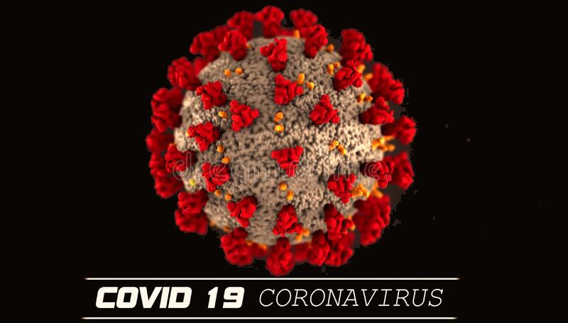 Coronavirus Covid 19 Worldwide alert text outbreak. Coronavirus Covid 19 Worldwide alert  design created using Photoshop Ideal for Printing