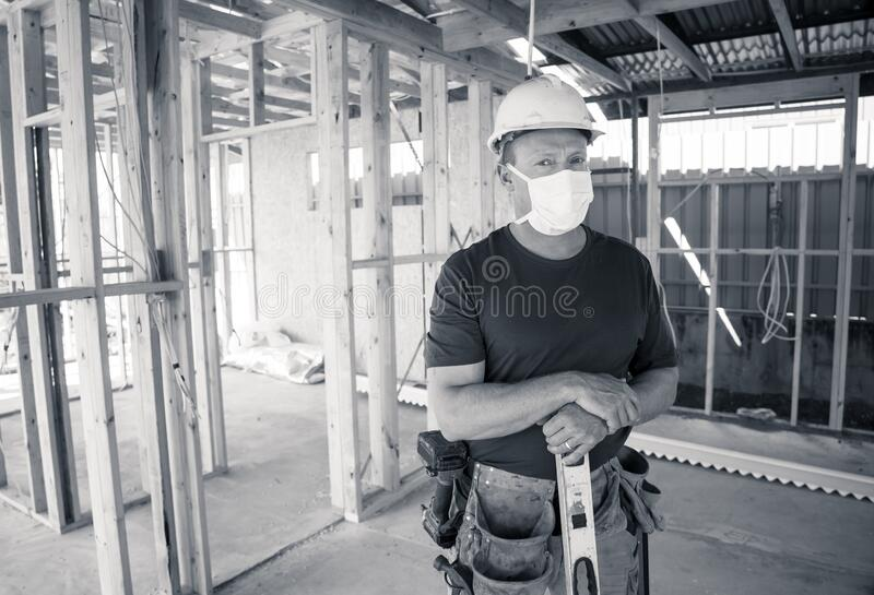 COVID-19 Global economic Recession. Small industry business owner employed fired amid coronavirus outbreak. Coronavirus Global economic Recession. Small stock photography