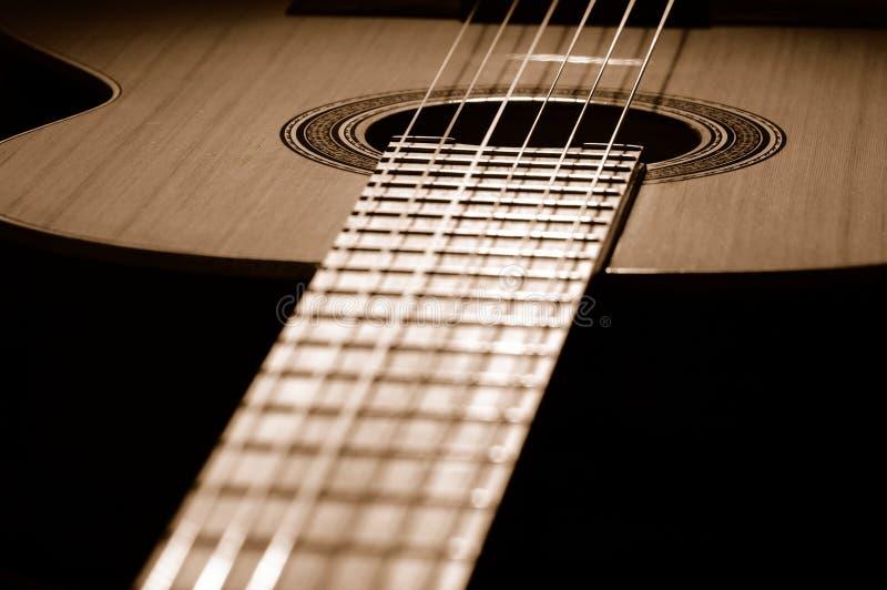Corpo da guitarra fotos de stock