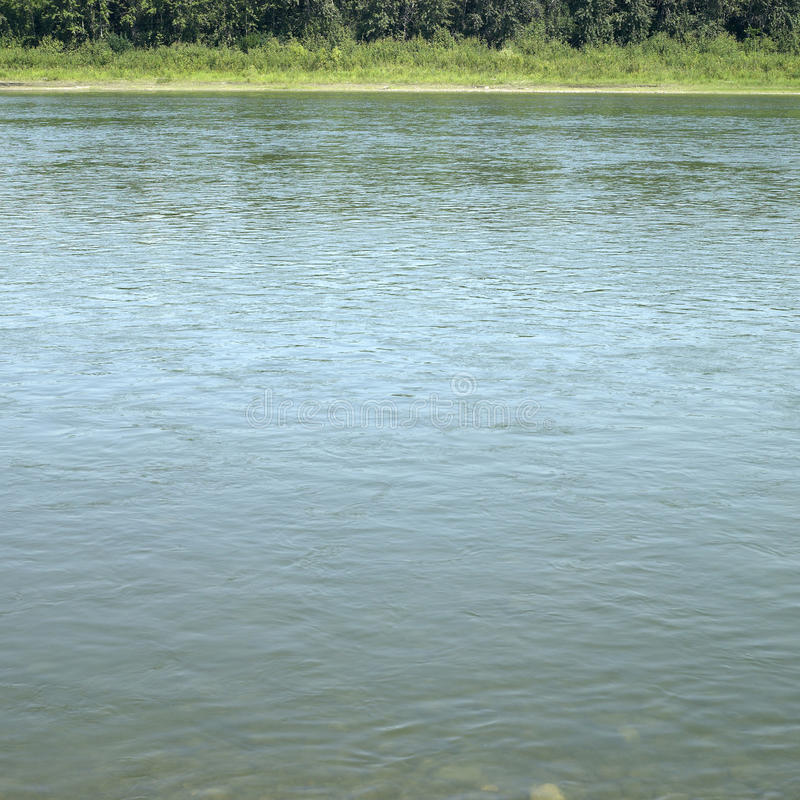 Corpo de água imagens de stock