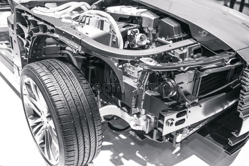 Corpo del ` s dell'automobile immagine stock libera da diritti
