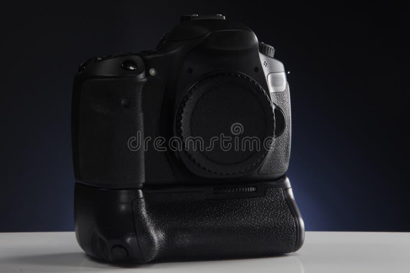 Corpo della fotocamera di DSLR fotografie stock