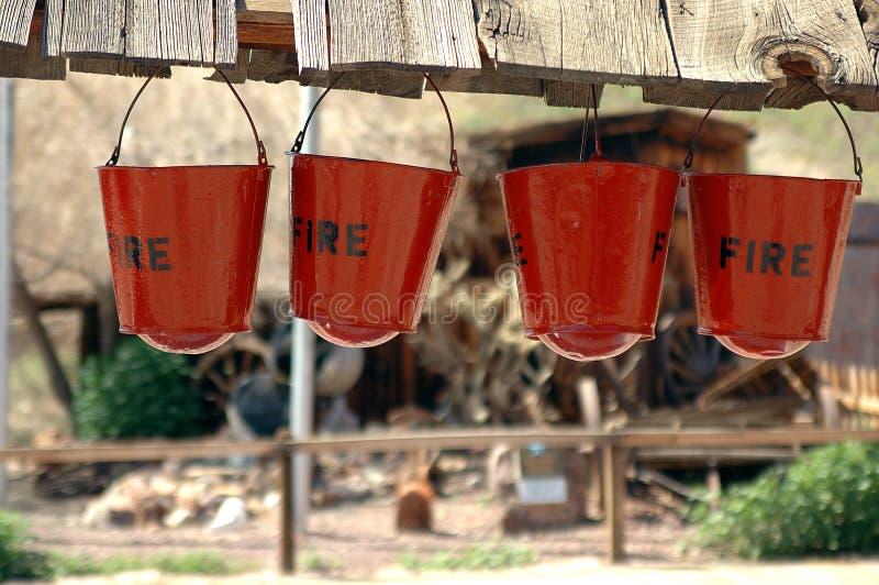 Corpo Dos Bombeiros 2 Foto de Stock