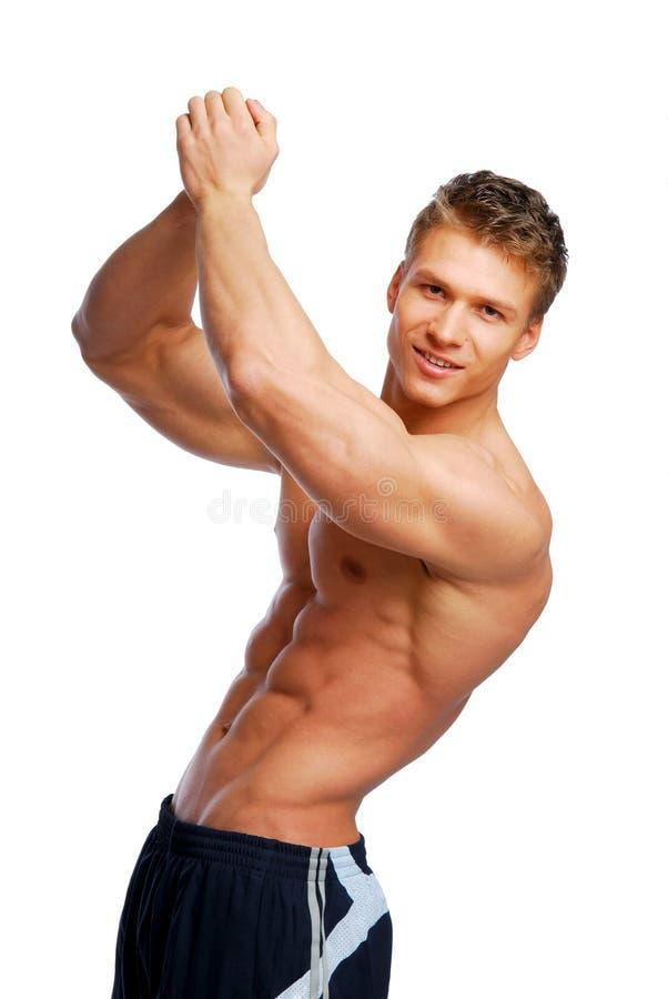 Corpo humano de formação. imagem de stock royalty free