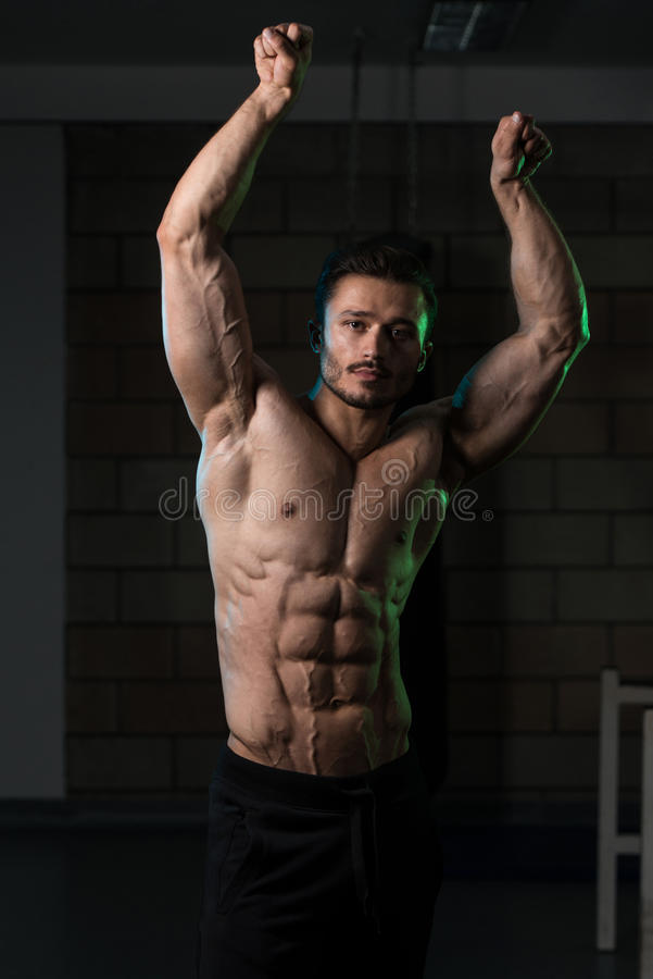Corpo ideal imagens de stock