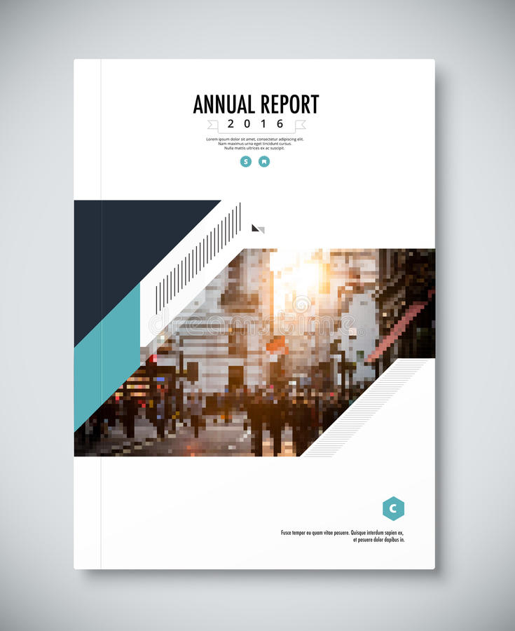 Corporate annual report template design corporate business docu corporate annual report template design corporate business document design vector illustration flashek Choice Image