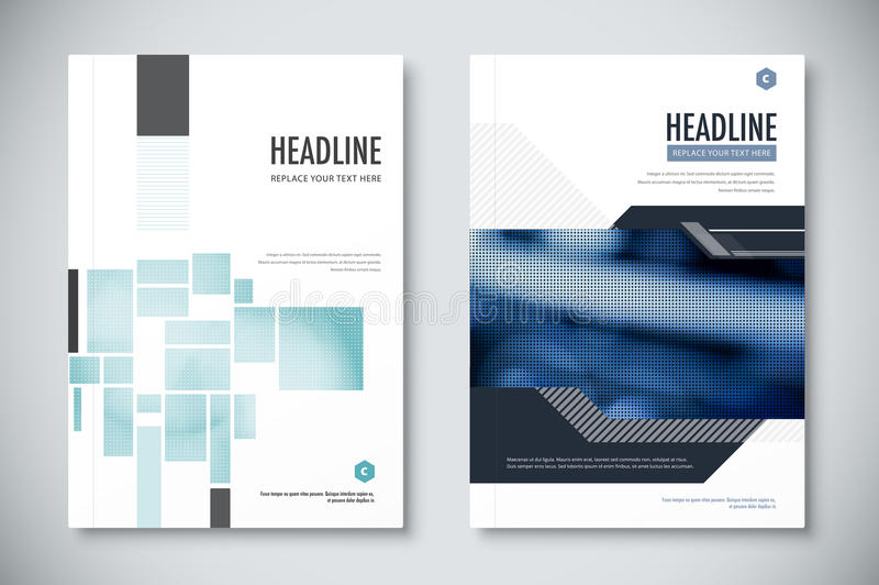 Corporate Annual Report Template Design. Corporate Business Document ...