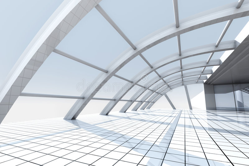 Download Corporate Architecture stock illustration. Illustration of entry - 8712980
