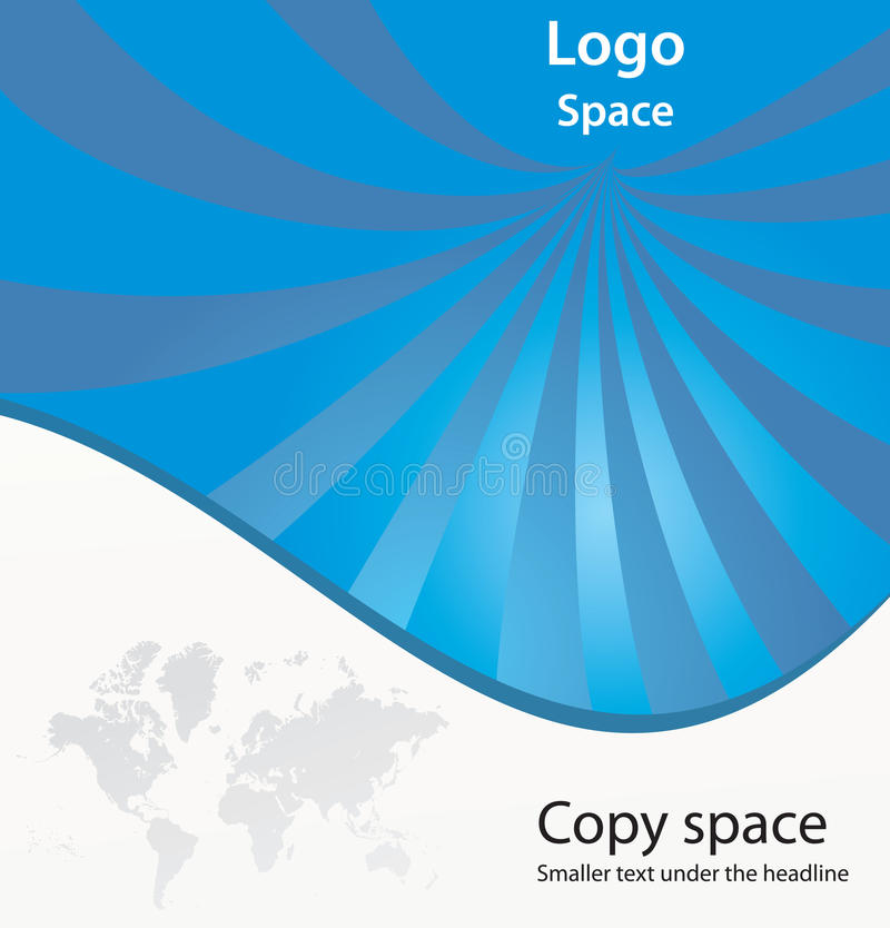 Corporate background royalty free illustration