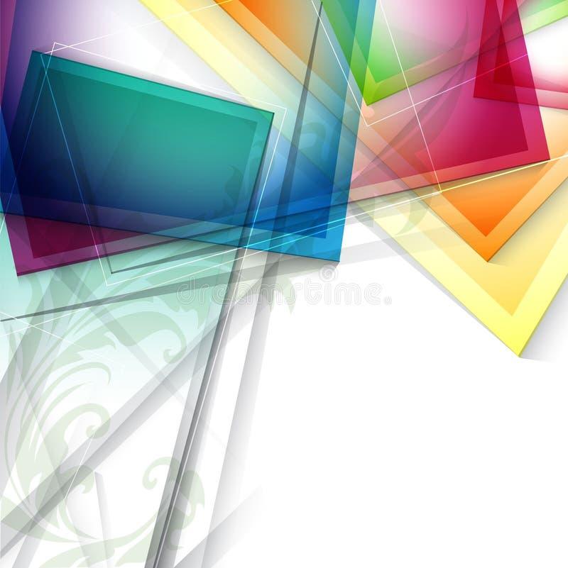 Corporate background stock illustration