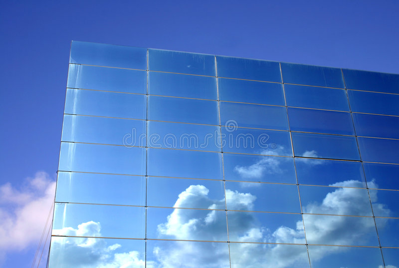 Download Corporate Building stock photo. Image of colors, jobs, reflection - 166972