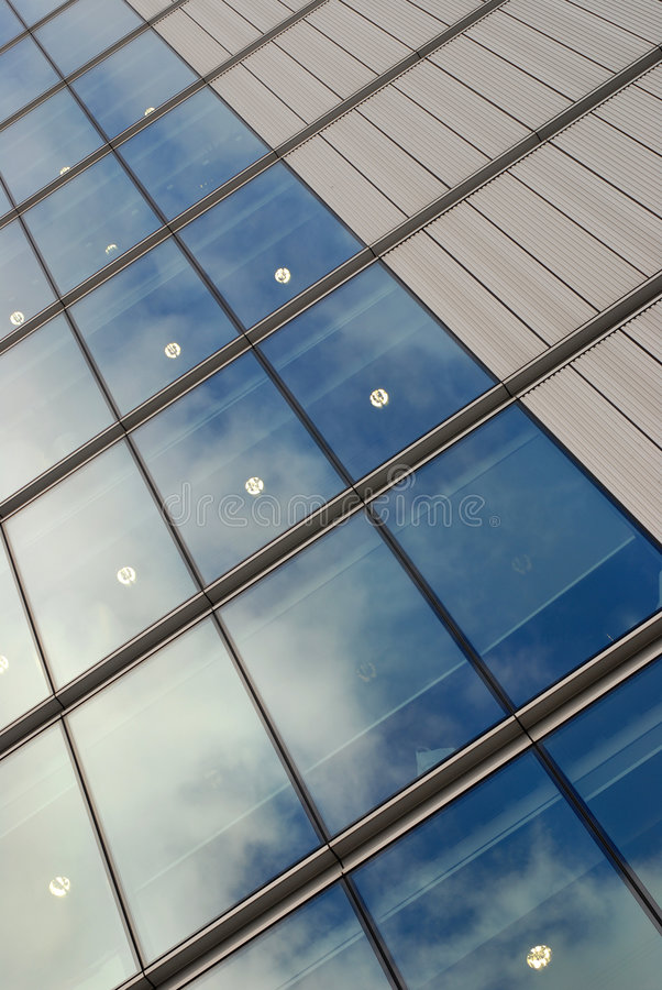 Corporate building stock photography