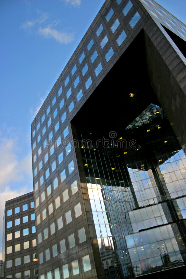 Corporate building royalty free stock images